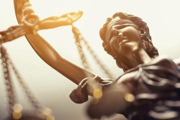 Justitia - Personifikation der Gerechtigkeit