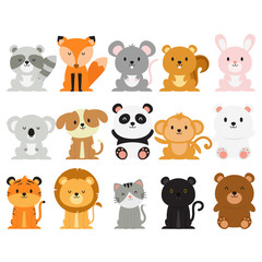 Happy Animal Collection