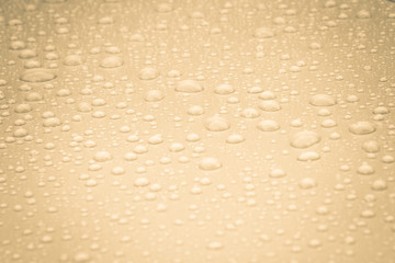 drop water on floor abstract background