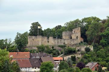 Ruine der Heldenburg
