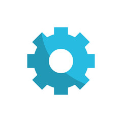 gear industry technology information icon