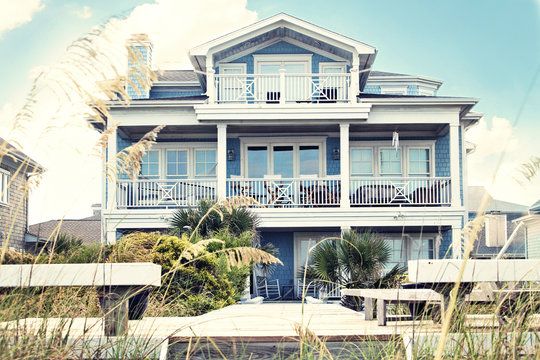 Beautiful Beach Vacation Rental House