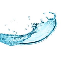 Coulée d'eau