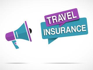 megaphone : travel insurance