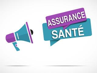 mégaphone : assurance santé