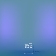 Template for display or montage of product. Empty colored studio room background. Business backdrop. Material design concept. Vector illustration