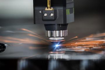 High precision CNC laser welding metal sheet