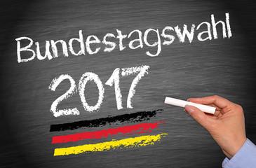 Bundestagswahl 2017 - Wahl zum Bundestag - Demokratie und Politik in Deutschland