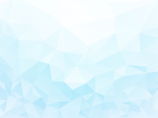 ice geometric wallpaper