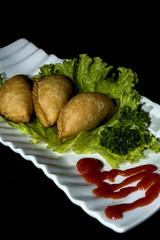 Indonesian Patties