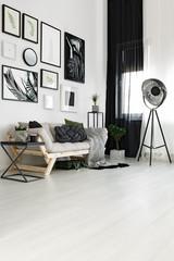 Trendy style decor
