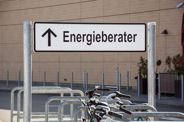 Schild 171 - Energieberater