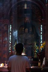 オバマ大統領も訪れた ベトナム・ホーチミン 福海寺(玉皇殿)