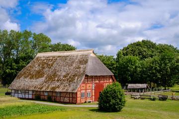 Mecklenburgisches Bauernhaus