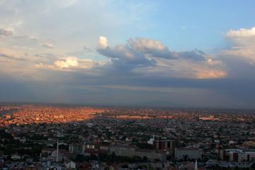 Konya city Turkey