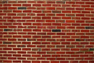 Wide Brick Wall