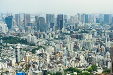 東京の都市風景