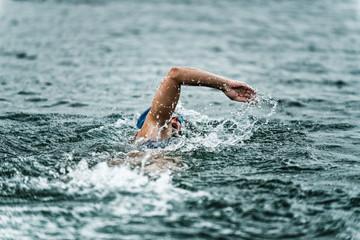 Marathon swimming