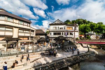 兵庫県 湯村温泉