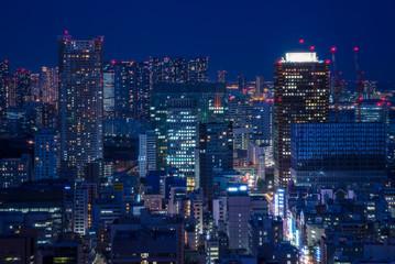 Night view of Tokyo - 東京の夜景1