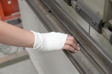 Industrial injury