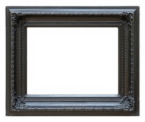 Wooden frame for paintings, mirrors or photos