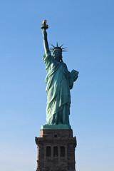 【ニューヨーク】自由の女神像