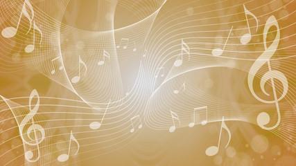 音楽のイメージ背景