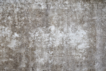 Close up view of cray concrete wall texture, grunge background