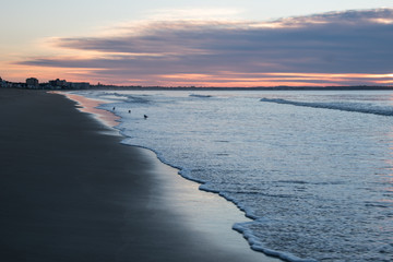 Beach Sunrise Maine
