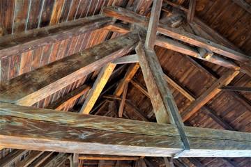 Alter Dachstuhl