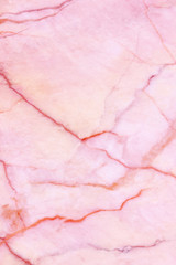 pink marble texture background blank for design