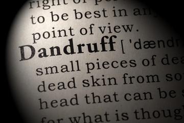 definition of Dandruff