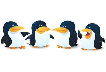 Different Penguin
