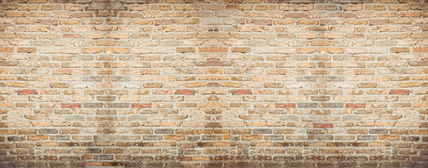 Printed roller blinds Brick wall brick wall background