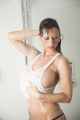 Shower Girl