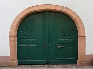 Alte Türen und Tore aus Deutschland