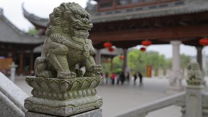 Esculturas Rupestres de Dazu, Monte Baoding, China