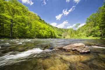 A pie de río