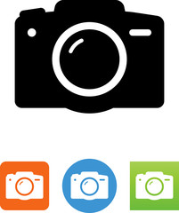 Camera Icon - Illustration