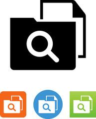 Case Study Icon - Illustration