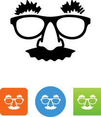 Comedy Icon - Illustration