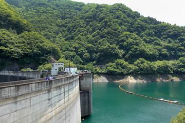 秩父湖 二瀬ダム