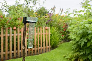 Regenmesser - Niederschlagsmesser - 10ml