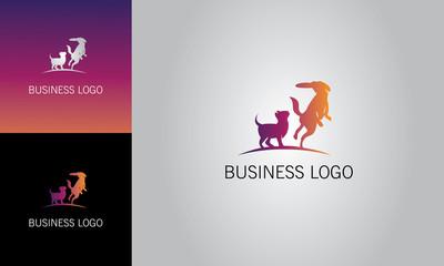 animal symbol logo