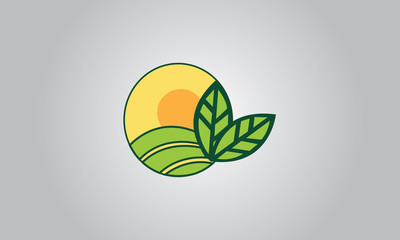 farming symbol logo