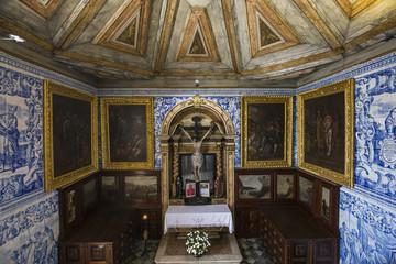 Church of Nossa Senhora da Nazare, Portugal
