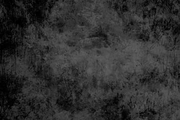 Leere verschmutzte dunkle Oberfläche