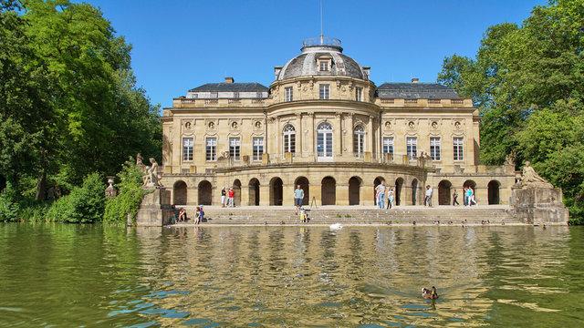 Monrepos Castle - Residence in Ludwigsburg, Germany