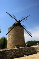 Aluminium Prints Mills Moulins à vent en Provence